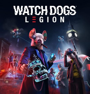 Watch Dogs Legion PC Cover