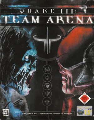 Copertina Quake III: Team Arena - PC