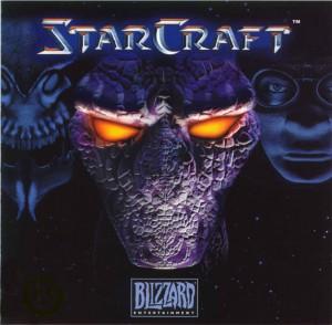 Copertina Starcraft - PC