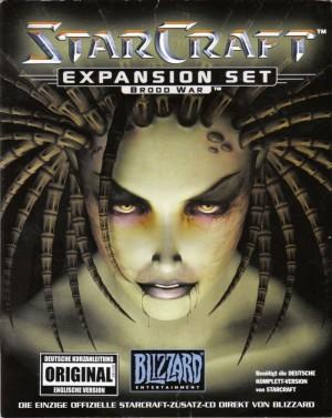 Copertina Starcraft: Brood Wars - PC