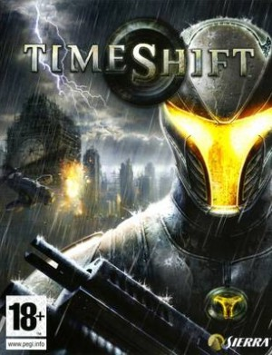 Copertina TimeShift - PS3