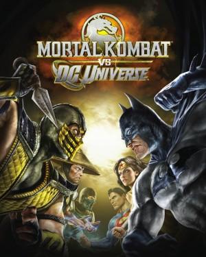 Copertina Mortal Kombat vs. DC Universe - Xbox 360