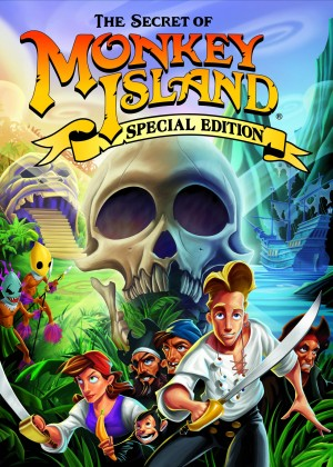 Copertina The Secret Of Monkey Island: Special Edition - Xbox 360