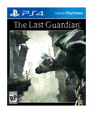 Copertina The Last Guardian - PS3