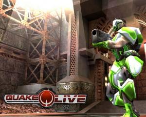 Copertina Quake Live - PC