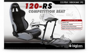 Copertina 120-RS Competion Seat - PS3