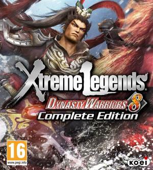 Copertina Dynasty Warriors 8 Xtreme Legends - Switch