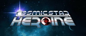 Copertina Cosmic Star Heroine - PS Vita