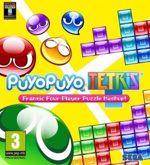 Copertina Puyo Puyo Tetris - Wii U
