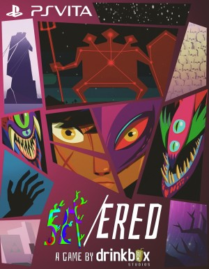 Copertina Severed - PS4