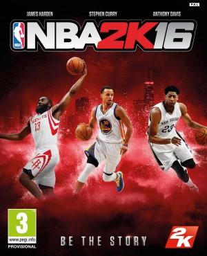 Copertina NBA 2K16 - PC