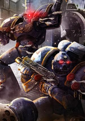Copertina Space Hulk: Deathwing - PS4