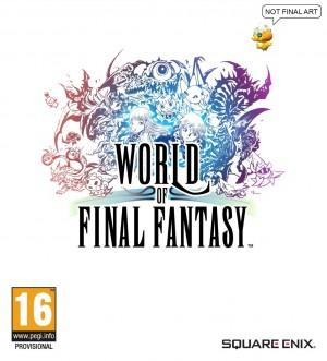 Copertina World of Final Fantasy - PC