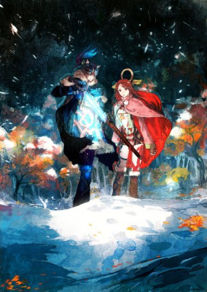 Copertina I am Setsuna - Switch