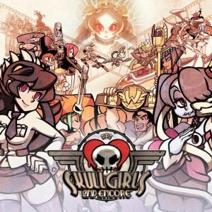 Copertina Skullgirls 2nd Encore - Switch