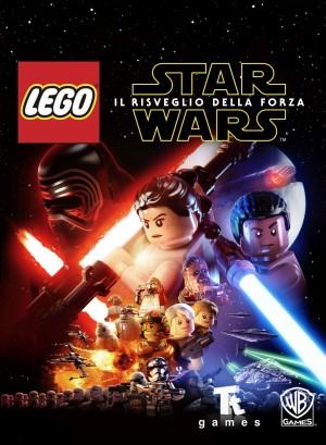 Copertina LEGO Star Wars: Il risveglio della Forza - PS Vita