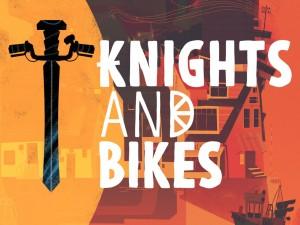 Copertina Knights and Bikes - PC