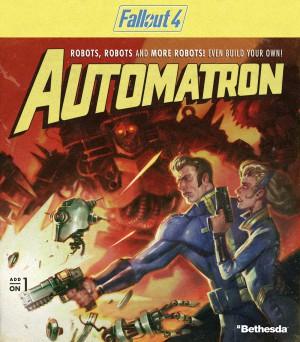 Copertina Fallout 4: Automatron - PS4