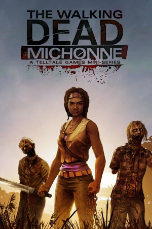 Copertina The Walking Dead Michonne - Episode 3: What We Deserve - PS3