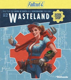 Copertina Fallout 4: Wasteland Workshop - PS4