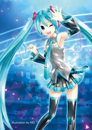 Copertina Hatsune Miku: Project Diva X - PS4