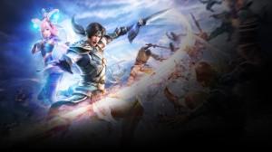 Copertina Dynasty Warriors Godseekers - PS Vita