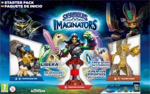 Copertina Skylanders Imaginators - PS4