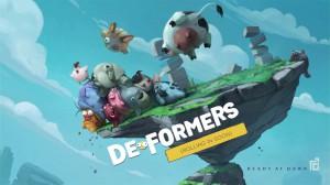 Copertina De-Formers - PS4