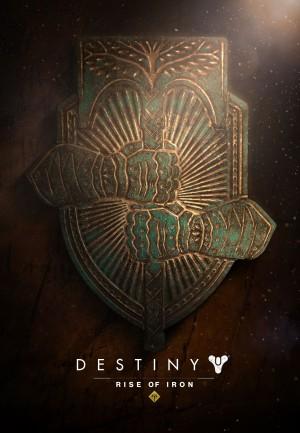 Copertina Destiny - i Signori del Ferro - PS4