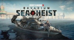 Copertina Just Cause 3 - Bavarium Sea Heist DLC - PC