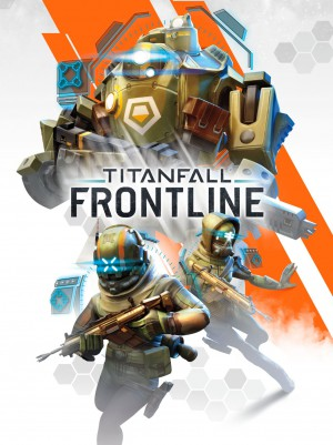Copertina Titanfall Frontline - iPhone