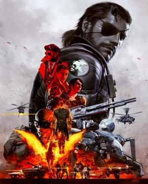 Copertina Metal Gear Solid V: the Definitive Experience - PC