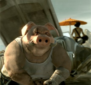 Copertina Beyond Good & Evil 2 - Switch