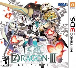 Copertina 7th Dragon III Code: VFD - 3DS