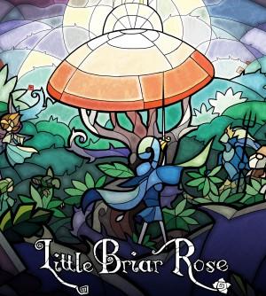 Copertina Little Briar Rose - iPad