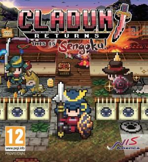 Copertina Cladun Returns: This is Sengoku! - PS Vita