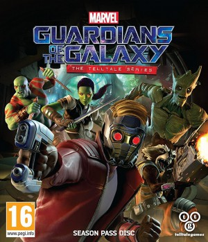 Copertina Guardians of the Galaxy - The TellTale Series - PC