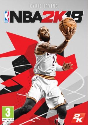 Copertina NBA 2K18 - PC