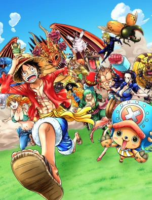 Copertina One Piece: Unlimited World Red - Deluxe Edition - PC