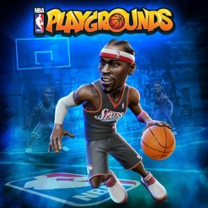 Copertina NBA Playgrounds - PC