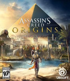 Copertina Assassin's Creed Origins - PC