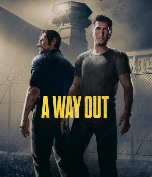 Copertina A Way Out - PS4
