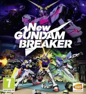 Copertina New Gundam Breaker - PC