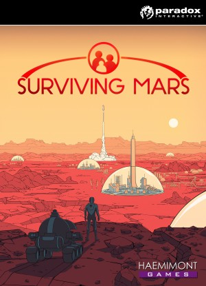 Copertina Surviving Mars - PC