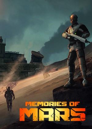 Copertina Memories of Mars - PC