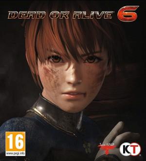Copertina Dead Or Alive 6 - PC