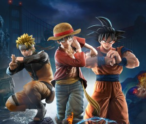 Copertina Jump Force: Unite to Fight - Xbox One