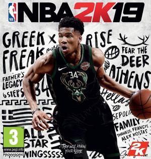 Copertina NBA 2K19 - PC