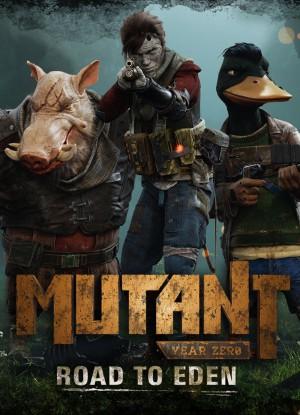 Copertina Mutant Year Zero: Road to Eden - PC