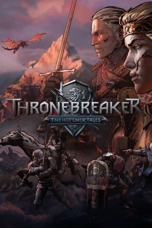 Copertina Thronebreaker: The Witcher Tales - PS4